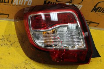 Запчасть фонарь задний левый Renault Sandero 2013-2018