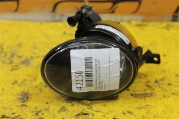 Запчасть фара противотуманная передняя правая Volkswagen Touareg 2010-2014