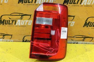 Запчасть фонарь задний правый Volkswagen Caddy 2015-2019