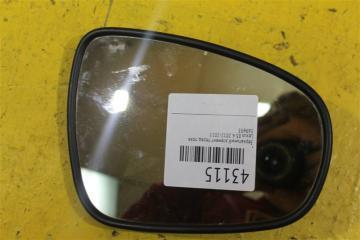 Запчасть зеркальный элемент передний правый Lexus ES 2012-2015
