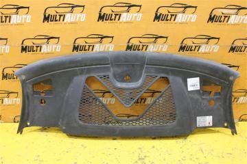 Запчасть накладка замковой панели передняя Porsche Macan 2014-2018