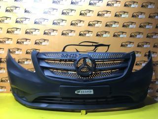 Запчасть бампер передний Mercedes V-classe 2014-2018