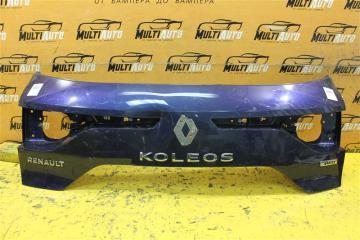 Запчасть накладка крышки багажника Renault Koleos 2019-