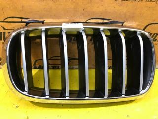 Запчасть решетка радиатора передняя правая BMW X5 2015-2018