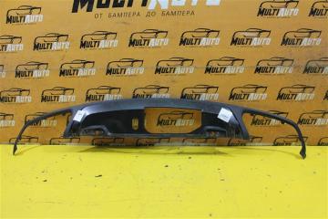 Запчасть накладка бампера задняя Volvo XC40 2017-2020