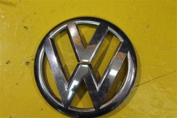 Запчасть эмблема решетки радиатора передняя Volkswagen Golf 2008-2012