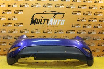 Запчасть бампер задний Ford Fiesta 2012-2019