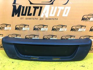Запчасть накладка бампера задняя Kia Rio 2017-2020