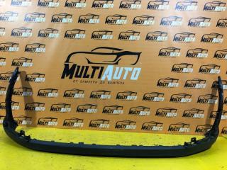Запчасть юбка бампера передняя Hyundai Tucson 2018-2020