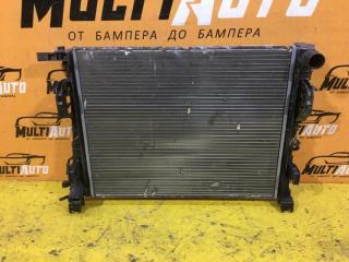 Запчасть радиатор основной Renault Logan 2012-2020