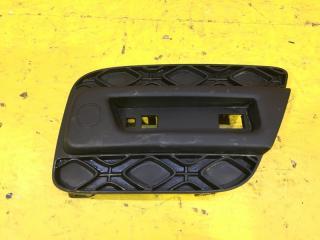 Запчасть накладка бампера задняя левая Renault Sandero 2013-2018