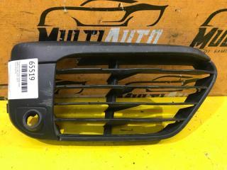 Запчасть решетка в бампер передняя правая BMW X1 2015-2019