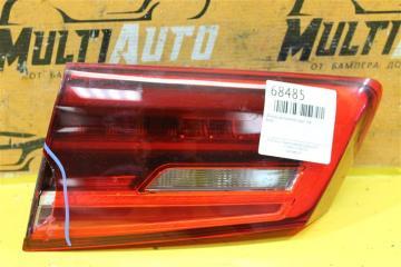 Запчасть фонарь внутренний задний правый BMW 5 Series 2016-2020