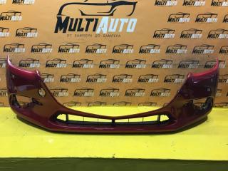 Запчасть бампер передний Mazda 3 2016-2019
