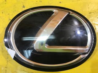Запчасть эмблема решетки радиатора передняя Lexus NX 2017-2020
