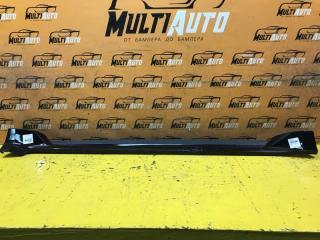 Запчасть накладка порога левая Mitsubishi Pajero Sport 2015-2019