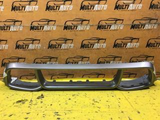 Запчасть накладка бампера передняя Mini Cooper Hatch 2014-2018