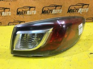 Запчасть фонарь наружний задний правый Mazda 3 2008-2016