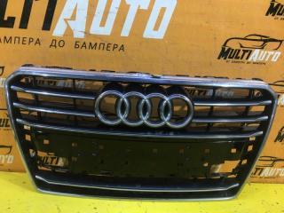 Запчасть решетка радиатора Audi A7 2010-2014