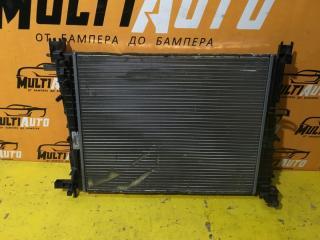 Запчасть радиатор основной Renault Logan 2013-2020