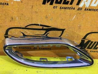 Запчасть насадка на глушитель задняя правая Mercedes ML 2011-2019