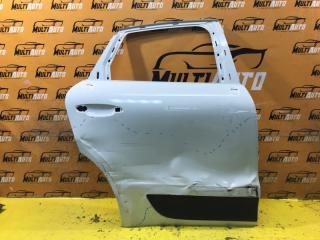 Запчасть дверь задняя правая Porsche Macan 2013-2017