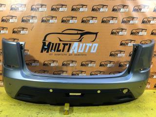 Запчасть бампер задний Lada X-Ray 2015-2020