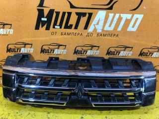 Запчасть решетка радиатора Mitsubishi Pajero 2014-2021