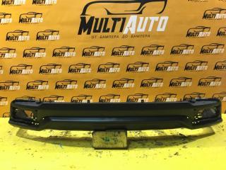Запчасть юбка бампера задняя Lexus NX 2017-2021