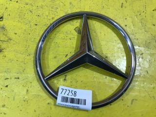 Запчасть эмблема решетки радиатора Mercedes ML 2011-2019