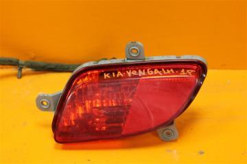 Запчасть катафот бампера задний левый Kia Venga 2009-2018