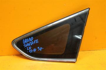 Запчасть стекло заднее левое Hyundai Grand Santa Fe 2012-2016