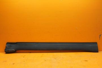 Запчасть накладка порога правая Mitsubishi Pajero 2006-н.в.