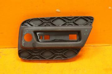 Запчасть накладка бампера задняя левая Renault Sandero Stepway 2013-н.в.