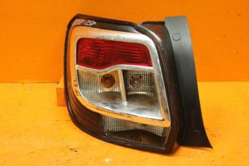 Запчасть фонарь левый Renault Logan 2013-н.в.