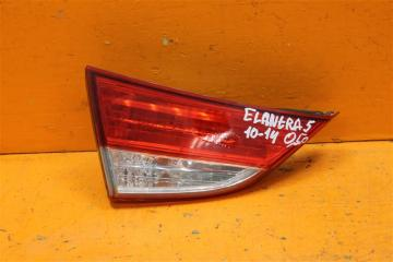Запчасть фонарь левый Hyundai Elantra 2010-2014