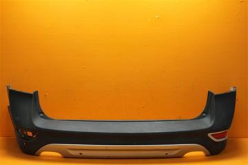 Запчасть бампер задний Volvo XC70 2007-2016