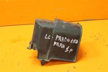Запчасть кронштейн бампера передний правый Toyota Land Cruiser Prado 2009-н.в.