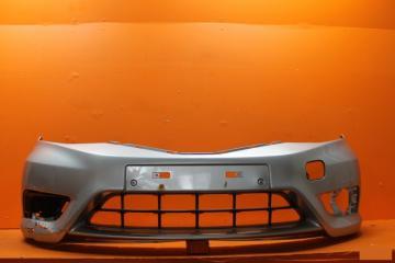 Запчасть бампер передний Nissan Tiida 2015-2018