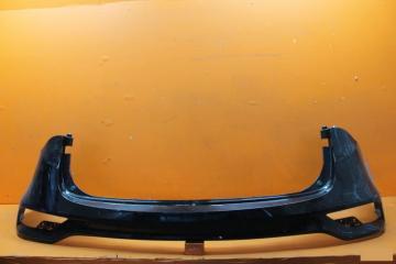 Запчасть бампер задний Hyundai Grand Santa Fe 2013-нв