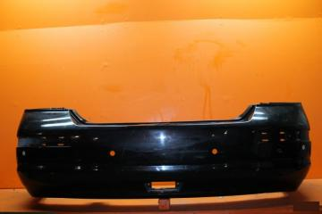 Запчасть бампер задний Nissan Tiida 2010-2013