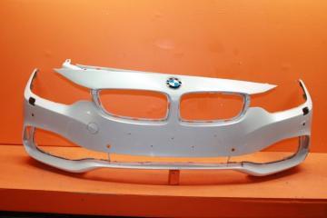 Запчасть бампер передний BMW 4 2013-нв