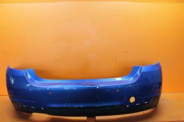 Запчасть бампер задний BMW 4 2013-нв