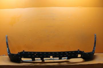 Запчасть юбка бампера задняя Hyundai Grand Santa Fe 2013-нв