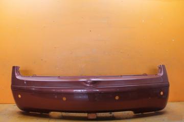 Запчасть бампер задний Nissan Note 2005-2013
