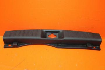 Запчасть обшивка панели багажника задняя Nissan Juke 2010-нв