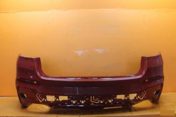 Запчасть бампер задний BMW X4 2014-2018