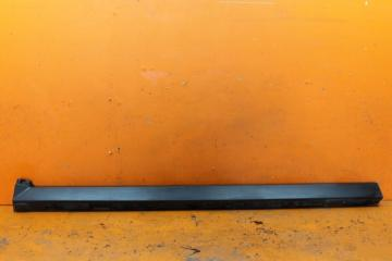 Запчасть накладка порога правая Jaguar F-PACE 2015-нв