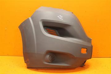Запчасть бампер передний Fiat Ducato 2006-н.в.
