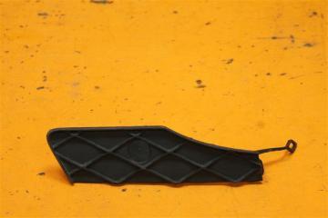 Запчасть заглушка буксировочного крюка передняя Mercedes GLK 2012-2015